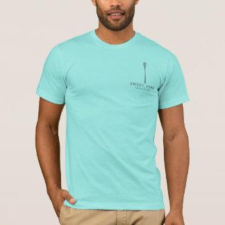 Paris doux Creperie - le T-shirt des hommes