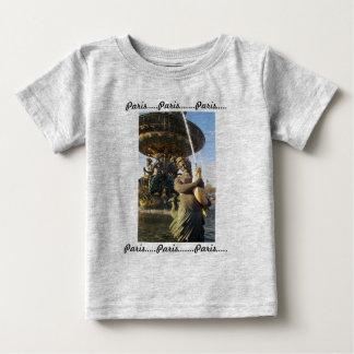Paris - Place de la Concorde T-shirt Pour Bébé