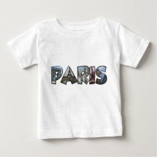 Paris T-shirt Pour Bébé