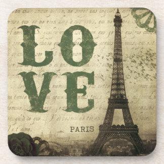 Paris vintage dessous-de-verre