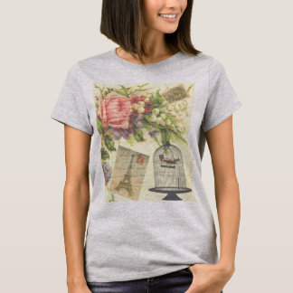 Paris vintage t-shirt