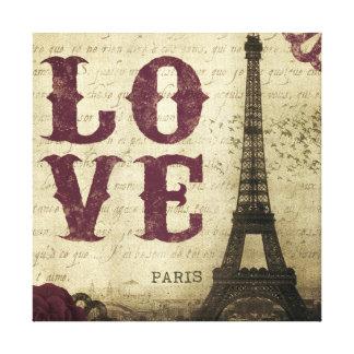 Paris vintage toiles