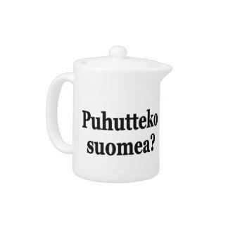 Parlez-vous finlandais ? dans finlandais. FB de