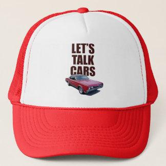 Parlons le casquette des voitures 442