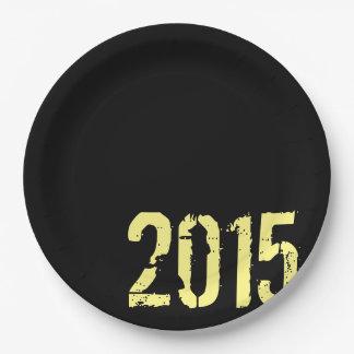 Partie 2015 de diplômé de PaperWise Paperware Assiettes En Papier