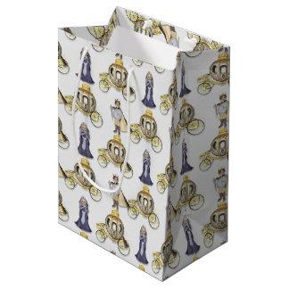 Partie moyenne de sac de cadeau de prince et de