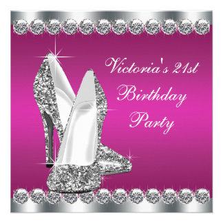Partij van de Verjaardag van de vrouw de Hete Roze