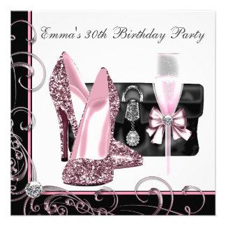 Partij van de Verjaardag van de vrouw de Roze en Z