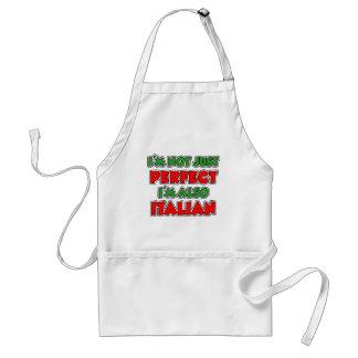 Pas simplement tablier italien parfait