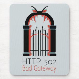 Passage du mauvais de HTTP 502 Tapis De Souris