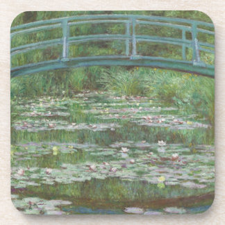 Passerelle japonaise Claude Monet Sous-bock