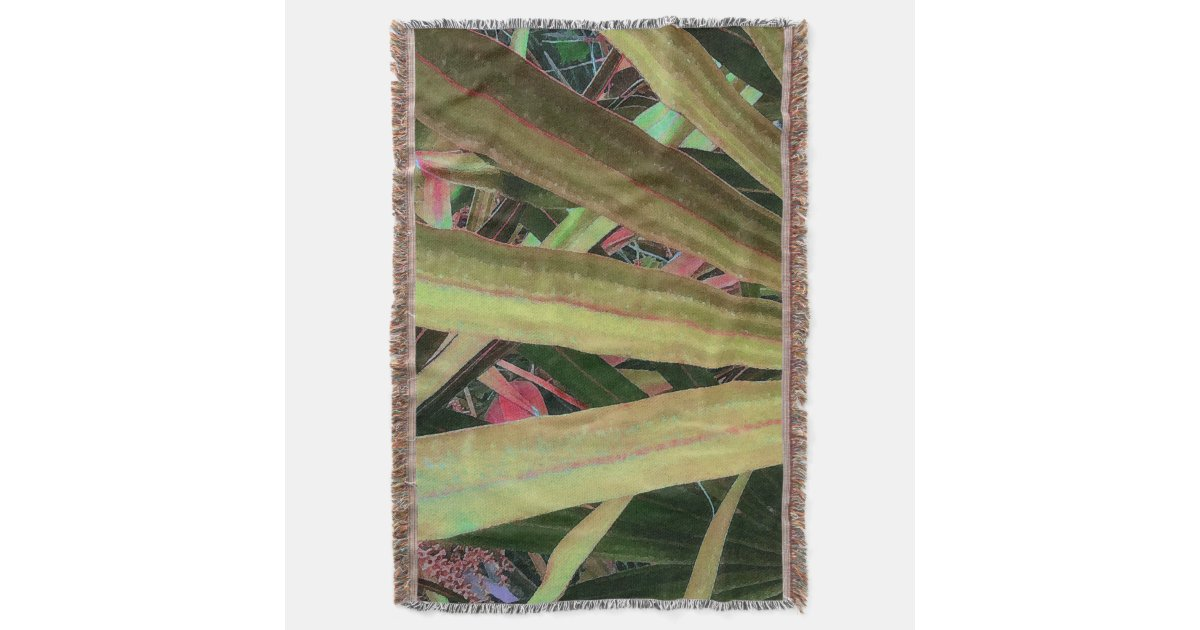 pastel de palmetto couvre pied de lit zazzle. Black Bedroom Furniture Sets. Home Design Ideas
