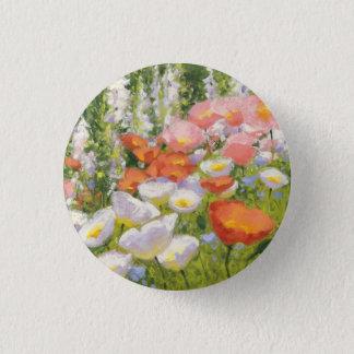 Pastels de jardin badge rond 2,50 cm