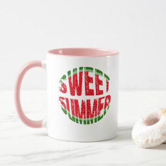 Pastèque - été doux mug