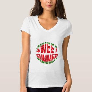 Pastèque - été doux t-shirt