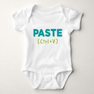 PÂTE (CTRL+V) Copie et pâte Body