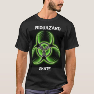 PATIN DE BIOHAZARD T-SHIRT
