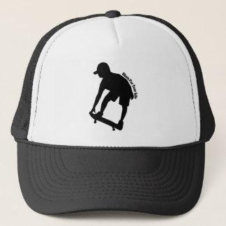 Patin pour votre casquette de silhouette de