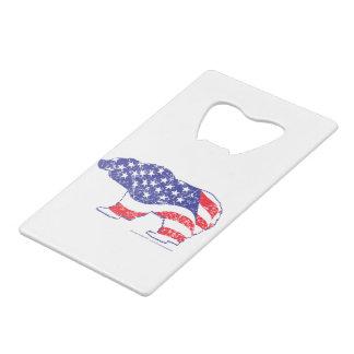 Patriotique-Ours gris-détresse