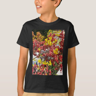Patte de kangourou t-shirt