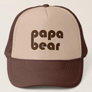Patte d'ours d'ours de papa (Brown) Casquette
