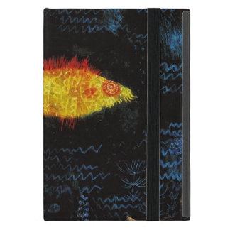 Paul Klee l'art vintage d'aquarelle de poisson Coques iPad Mini