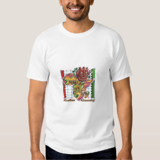 Pays de zoulou tee shirts