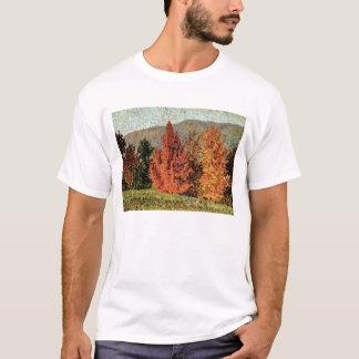 Paysage d'automne, c.1903 (huile sur la toile) t-shirt