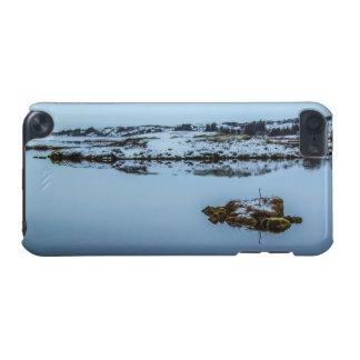 Paysage de Silfra en Islande Coque iPod Touch 5G