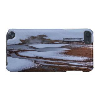Paysage Islande de source thermale de Coque iPod Touch 5G