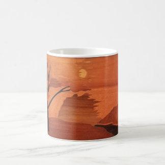 Paysage Reproduction de Marqueterie italienne Mug
