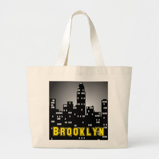 Paysage urbain de Brooklyn Grand Sac