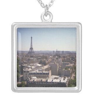 Paysage urbain de Paris, Paris, France Colliers