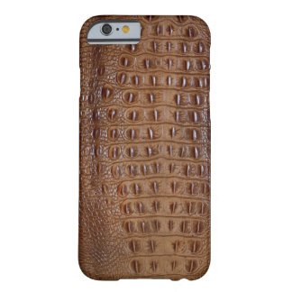 Peau d'alligator coque barely there iPhone 6
