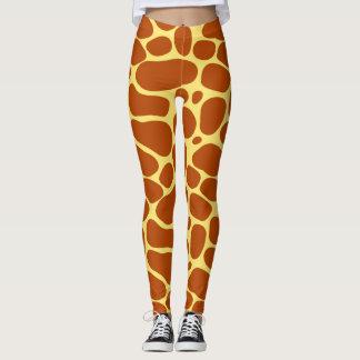 Peaux de girafe leggings