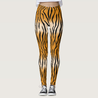 Peaux de tigre leggings