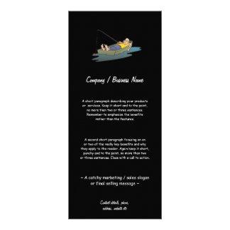 Pêche paresseuse de jour de bateau/pêche à la modèle de double carte