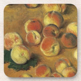 Pêches par Claude Monet Sous-bocks