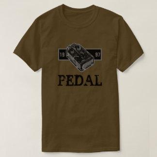 Pédale de déformation noire et blanc 1997 t-shirt