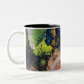 Peignez la tasse de remous