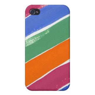 Peignez le coque iphone de couleurs