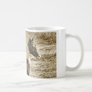 Peignez le poney mug