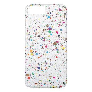 Peignez l'éclaboussure Iphone7 plus le cas Coque iPhone 7 Plus