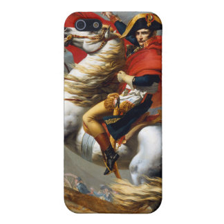 Peinture de Napoleon Bonaparte par Jacques-Louis iPhone 5 Case