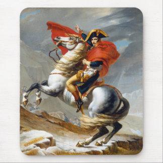 Peinture de Napoleon Bonaparte par Jacques-Louis Tapis De Souris