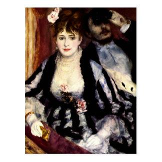 Peinture de Renoir Cartes Postales