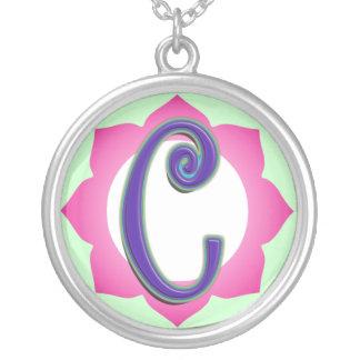 Pendentif initial de C