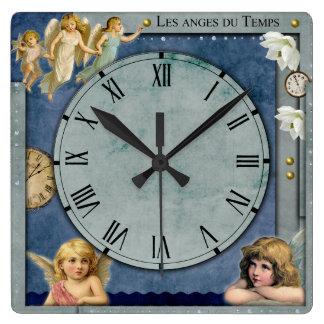 Pendule Les Anges du temps