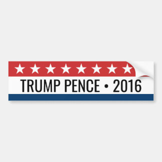 Penny 2016 de Donald Trump Mike Autocollant De Voiture