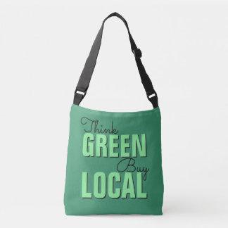 Pensez le vert, achetez les sacs locaux